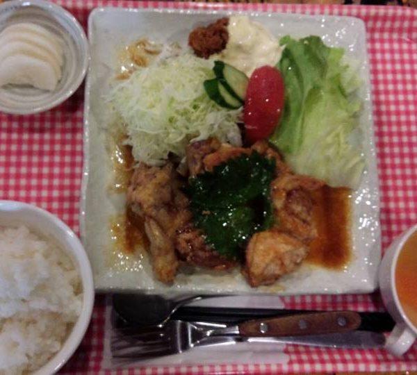 チキンソテー(デミ・和)