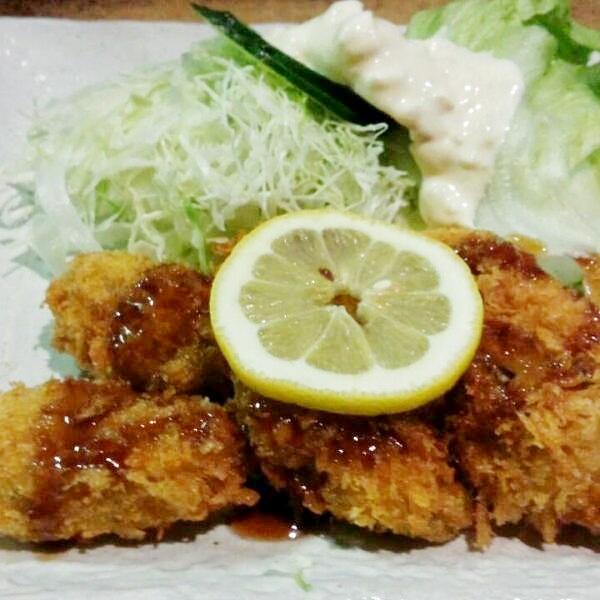 カキフライ(5ヶ入り)